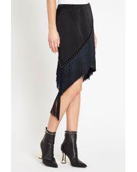 52b446467 Gallery. Women's Metallic Skirts Women's Fringed ...