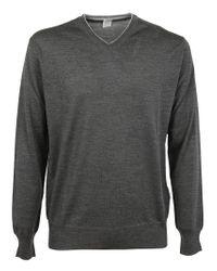 Eleventy - Gray Sweater for Men - Lyst