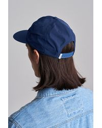 Saturdays NYC - Blue Rich Small Italic Snap Hat for Men - Lyst