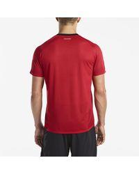 Saucony - Red Revolution Short Sleeve for Men - Lyst