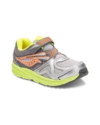 Saucony Gray Ride Sneaker for men