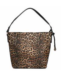 L. CREDI Brown Handtaschen