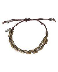 Scotch & Soda - Metallic Winter Bracelet - Lyst