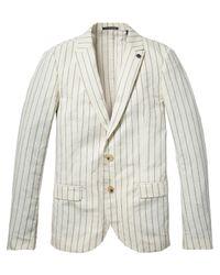 Scotch & Soda - Multicolor Pinstripe Blazer for Men - Lyst