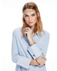 Scotch & Soda | Blue Preppy Shirt | Lyst