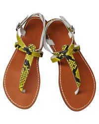 Scotch & Soda - Multicolor Summer Sandals - Lyst