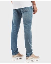 Levi's Blue 510 Skinny Fit Jeans for men
