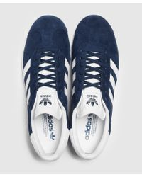Adidas Originals Blue Gazelle for men