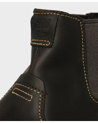 Timberland - Black Grantly Chelsea Boot for Men - Lyst