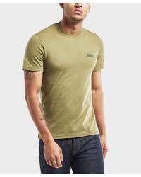 Barbour | Green International Small Logo Short Sleeve T-shirt for Men | Lyst