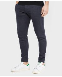 Tommy Hilfiger - Blue Cuff Track Pants for Men - Lyst
