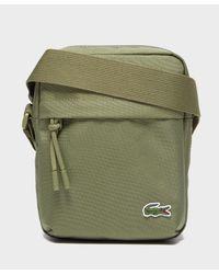 Lacoste Green Mini Bag for men