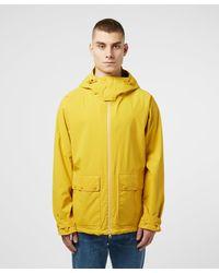 Barbour Orange Weld Tech Lightweight Jacket for men
