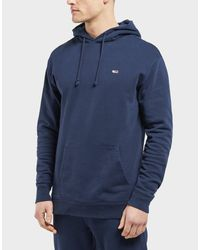 Tommy Hilfiger Blue Classic Overhead Hoodie - Online Exclusive for men