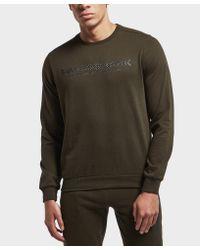 Paul & Shark Multicolor Carbon Logo Sweatshirt for men
