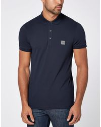 BOSS by Hugo Boss Blue Pavlik Polo Shirt for men