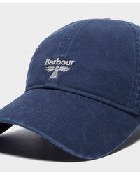 Barbour Blue Beacon Cap for men