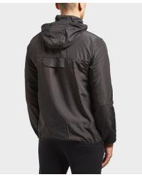 Fila | Black Cipolla Zip Through Jacket for Men | Lyst
