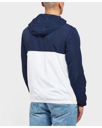 Fila Blue Cipolla Lightweight Overhead Jacket for men
