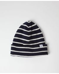 16a99f6c5c3 Lyst - Norse Projects Classic Normandy Beanie in Blue for Men