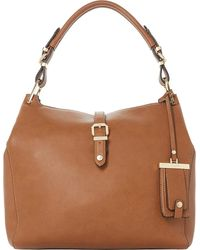 Dune - Brown Dessa Hobo Shoulder Bag - Lyst