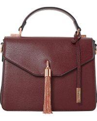 Dune | Purple Delina Top Handle Bag | Lyst