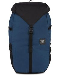 Herschel Supply Co. - Blue Barlow Large Nylon Backpack for Men - Lyst