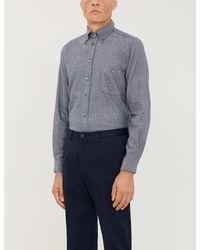 Richard James Multicolor Contemporary-fit Cotton Shirt for men