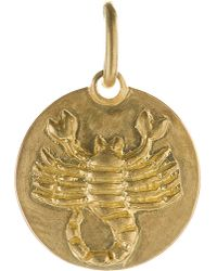 Annoushka | Mythology Scorpio 18ct Yellow-gold Pendant | Lyst