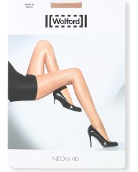 Wolford   Brown Neon 40 Tights   Lyst
