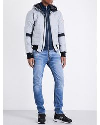Canada Goose | Gray Cabri Hooded Shell Jacket for Men | Lyst