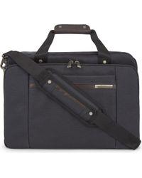 Briggs & Riley - Blue Kinzie Street Polyester Cabin Bag for Men - Lyst