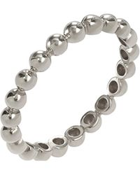Annoushka   Alchemy 18ct White Gold Bauble Ring   Lyst