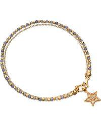 Astley Clarke - Metallic Iolite Super Star 14ct Gold - Lyst