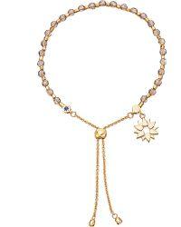 Astley Clarke | Sun 18ct Yellow Gold-plated Friendship Bracelet | Lyst