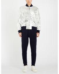 Polo Ralph Lauren Black Holmpton Shell Jacket for men
