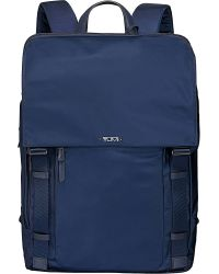 Tumi | Blue Sacha Flap-front Backpack | Lyst