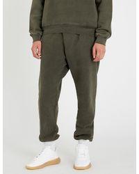 Yeezy - Multicolor Season 6 Cotton-fleece jogging Bottoms for Men - Lyst