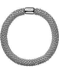 John Lewis - Metallic Links Of London Effervescence Sterling Silver Star Bracelet - Lyst