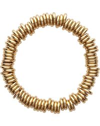 Links of London | Metallic 18-carat Gold Rolled Sweetie Bracelet | Lyst