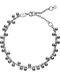 Links of London - Metallic Effervescence Bubble Sterling Silver Bracelet - Lyst