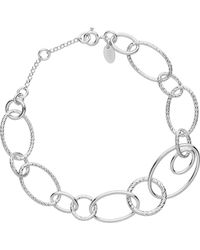 Links of London Metallic Aurora Sterling Silver Bracelet