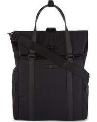 Victorinox | Black Architecture Urban Voltaire Backpack Tote for Men | Lyst