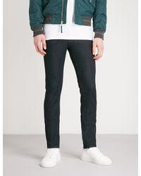 AG Jeans Blue Stockton Slim-fit Skinny Jeans for men
