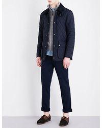 Polo Ralph Lauren | Blue Kempton Quilted Jacket for Men | Lyst