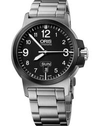 Oris Gray 73576414364mb Bc3 Automatic Watch for men