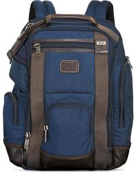Tumi - Blue Shaw Deluxe Backpack - Lyst