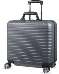 Rimowa   Gray Salsa Four-wheel Business Suitcase 43cm for Men   Lyst