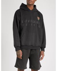 Yeezy Multicolor Season 5 Layered Cotton-jersey Hoody for men