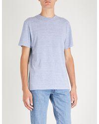 A.P.C. Multicolor Jimmy Cotton-jersey T-shirt for men
